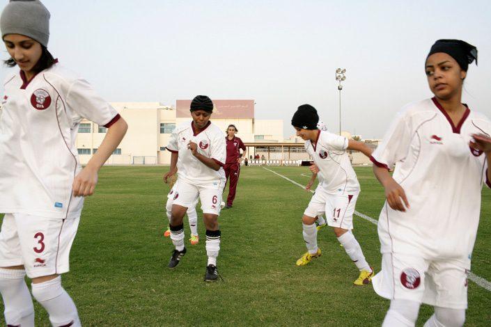قطر: خطوات واسعة في مجال الرياضة النسائية