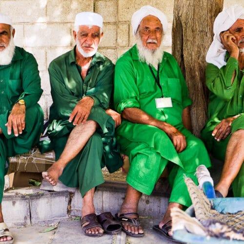 السكان في قطر