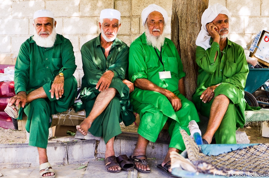 qatar-population-workers-in-doha-fanack-flickr