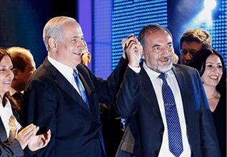 الاستعداد للانتخابات الإسرائيلية لعام 2013