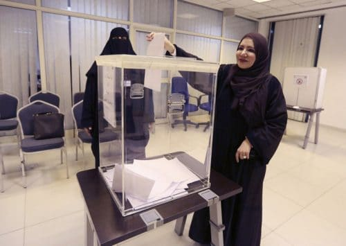 Saudi Women still not granted Full  Rights