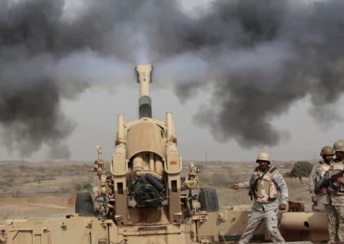 Saudi Arabia: Military Superpower or Paper Tiger