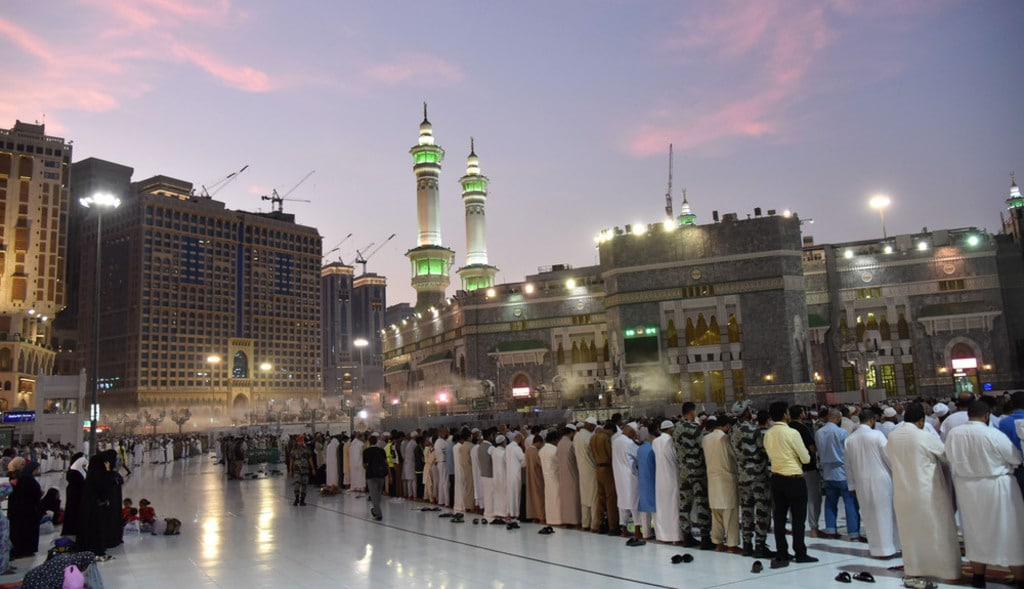 Saudi's laws Mecca
