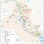 Iraq Maps