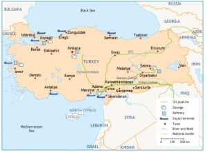 Turkey Oil and Gas: Growing Demand