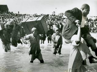 Palestinian refugees in 1948 / Photo UNRWA Photo Archive