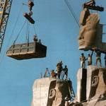الاقتصاد - إعادة بناء معبد أبو سنبل عام 1967