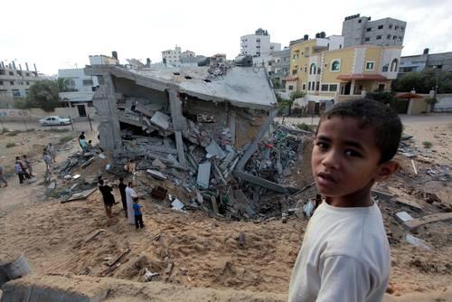 International Crisis Groupgaza and israel