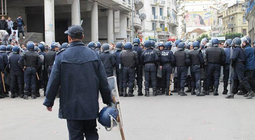 الجزائر أمن شرطة