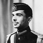King Hussein, Talal's son