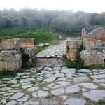 مدينة رومانية في شالة قرب الرباط