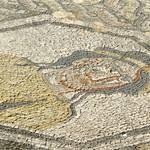 لوحة فسيفسائية في وليلي