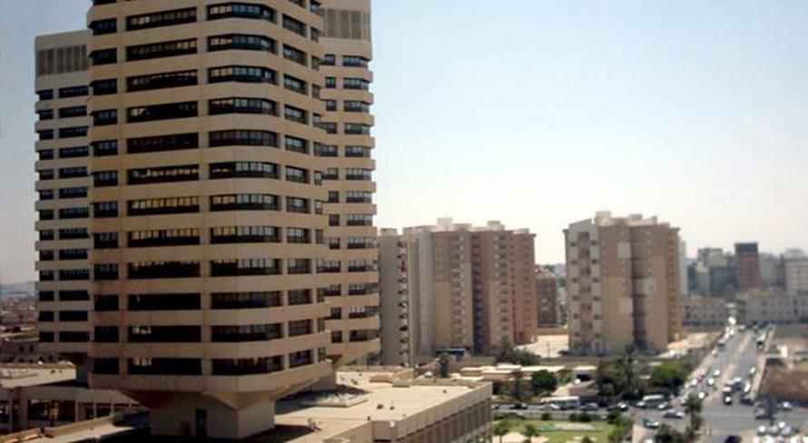 Libya Economy - Tripoli CBD