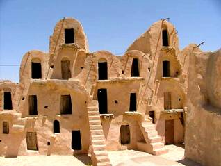 Population Tunisia - berbers