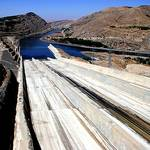 Economy Turkey - Atatürk Dam