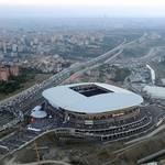 Economy Turkey - New Galatasaray Stadium Istanbul
