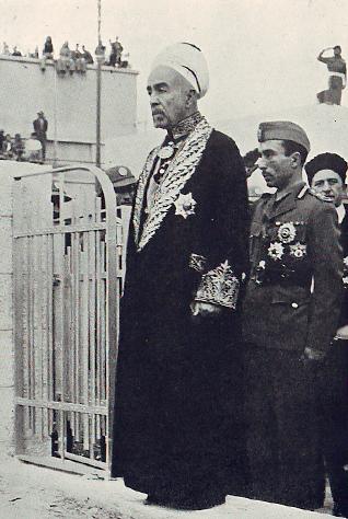 الأمير عبد الله عام 1937