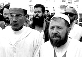 Ali Benhadj and Abbassi Madani