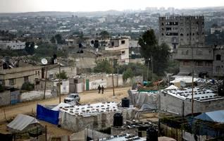 Gaza City, 2010 /Photo HH