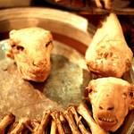 Local delicacy: pacha, boiled sheep head / Photo Fanack