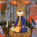 Image of the Shahnameh: national epic poem (by Ferdowsi, 977-1010 AD)