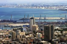 مدينة وميناء حيفا