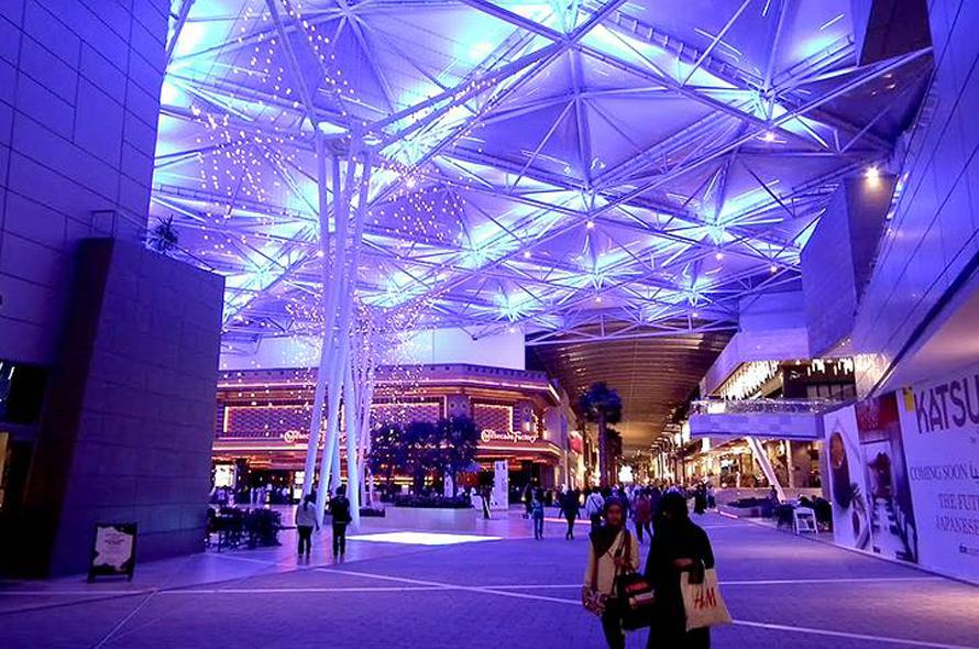 economy kuwait - mall