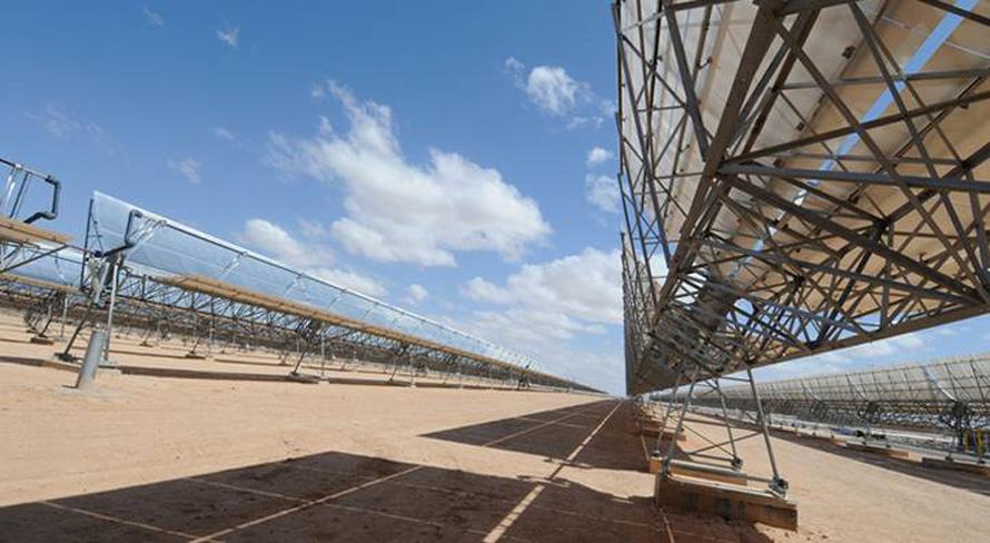 Libya Economy - World Bank Solar
