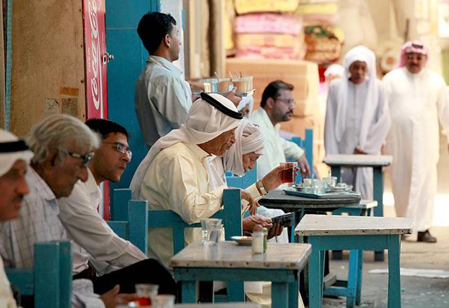 Population Bahrain - The Manama Souq