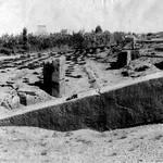 After excavation