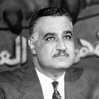 Syria independence Gamal Abdul Nasser