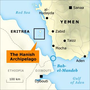 Governance Yemen - Hanish