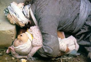 ضحايا حلبجة