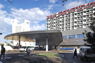 In Haifa the largest underground hospital is being built: the Rambam Health Care Campus (RHCC).