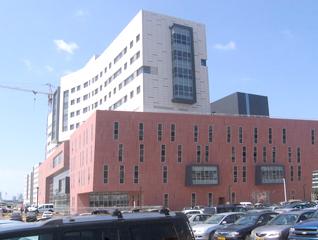 Assuta Hospital in Tel Aviv is the largest private hospital in Israel.