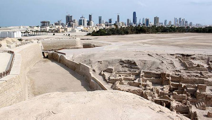 أفق العاصمة المنامة Photo Shutterstock