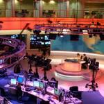 al-Jazeera studio