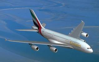 Economy UAE - New Airbus A380