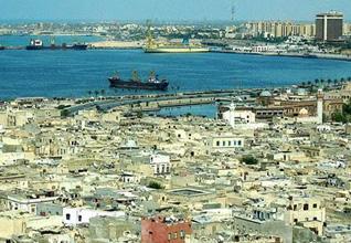 Libya Economy - Tripoli Port