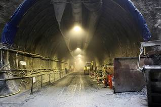 Economy Turkey - Marmaray Tunnel
