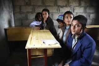 Population Yemen - Jewish School