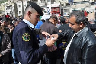 Governance Jordan - Demonstrations in Amman