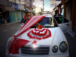 Just married in Gaza