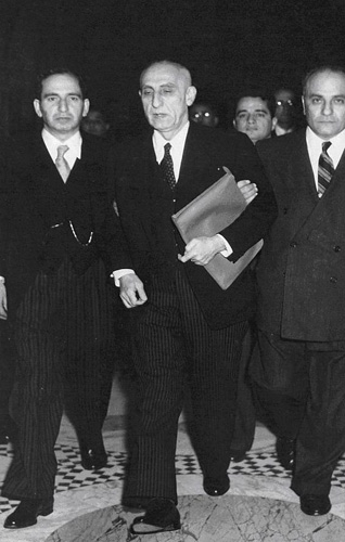 Prime Minister Mohammad Mosaddeq (1951-1953)