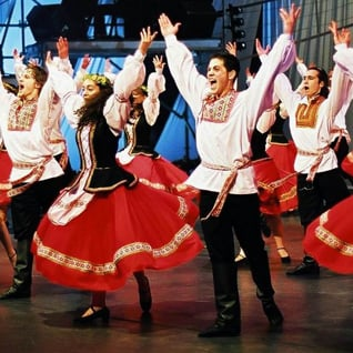 Israel Folk Dance Orchestra Featuring Elyakum Shapirra Elyakum Mayim Mayim - מים׳ מים
