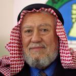 Sheikh Hamzeh Mansour, leader of the Islamic Action Front (IAF) / Governance Jordan / Fanack Chronicle