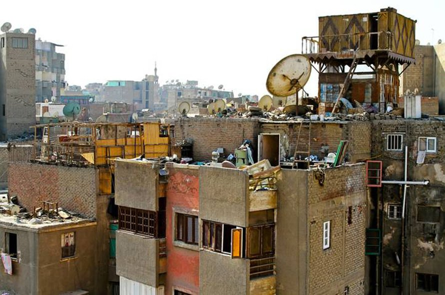 Population Egypt - Cairo Slums
