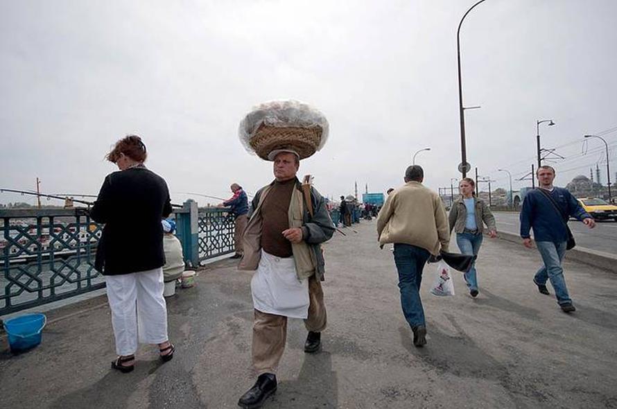 Population Turkey - Istanbul, 2012 / Photo Fanack