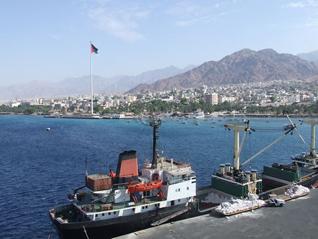 ميناء العقبة
