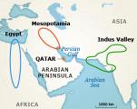 Pre-Islamic history
